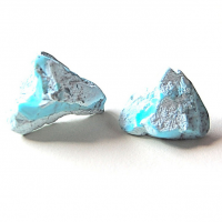 Turquoise pocket crystal